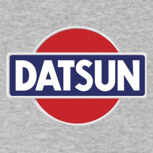 Datsun - Men's V-Neck T-Shirt by Canvas