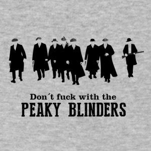 peaky blinders - Men's V-Neck T-Shirt by Canvas
