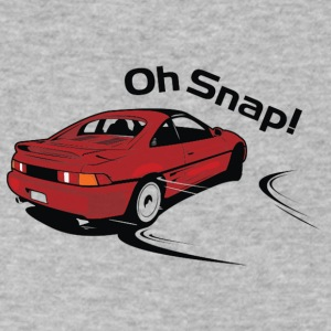 MR2 Oh Snap! - Men's V-Neck T-Shirt by Canvas