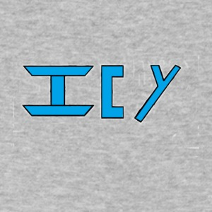 Icy - Men's V-Neck T-Shirt by Canvas