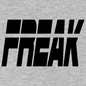 freak - Men's V-Neck T-Shirt by Canvas