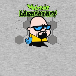 Walter s Laboratory - Men's V-Neck T-Shirt by Canvas