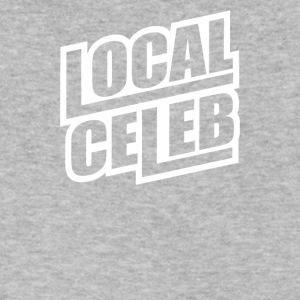 Local Celeb - Men's V-Neck T-Shirt by Canvas