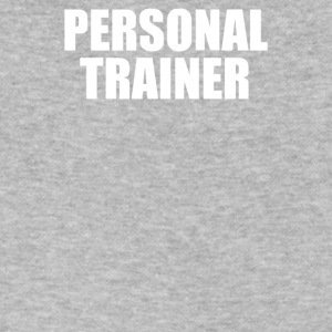 Personal Trainer - Men's V-Neck T-Shirt by Canvas