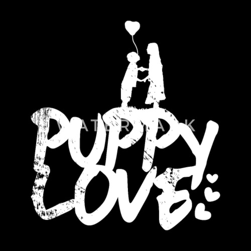 Puppy Love Dog Lover Gift Christmas By Bestseller Shirts Spreadshirt