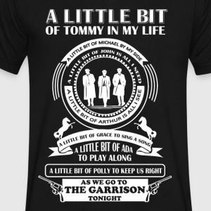 Peaky Blinders Fan Song - Men's V-Neck T-Shirt by Canvas