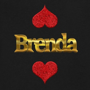 Brenda - Men's V-Neck T-Shirt by Canvas