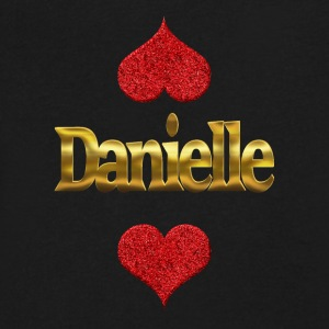 Danielle - Men's V-Neck T-Shirt by Canvas