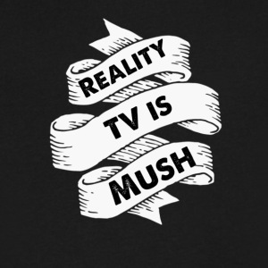 RealityTV - Men's V-Neck T-Shirt by Canvas