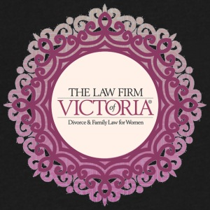 The Law Firm of Victoria - Men's V-Neck T-Shirt by Canvas