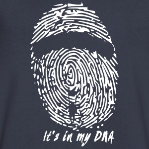 Fallschirm DNA - Men's V-Neck T-Shirt by Canvas