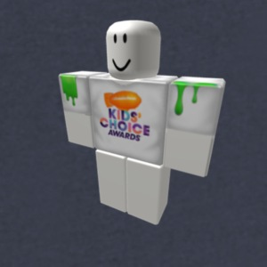 Roblox Kids Choice Awards - Men's V-Neck T-Shirt by Canvas