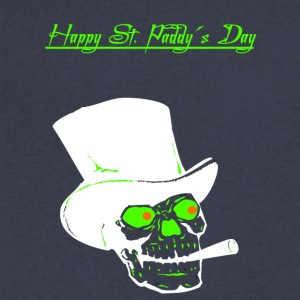 Happy St. Paddy´s Day - Men's V-Neck T-Shirt by Canvas