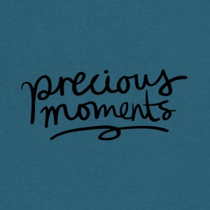Precious Moments - Men's V-Neck T-Shirt by Canvas