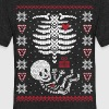Baby Belly Ugly Christmas Sweater - Unisex Tri-Blend T-Shirt