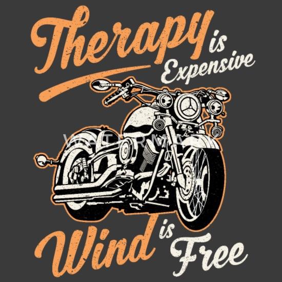 8cb3b71ea Funny Biker Motorcycle Rider Quotes Unisex Tri-Blend T-Shirt ...