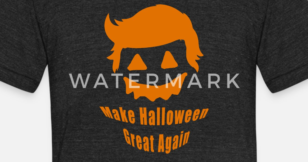 625976c2d27 TRUMP Funny Halloween Pumpkin Trumpkin Costume by Yogigirlsanddolls ...