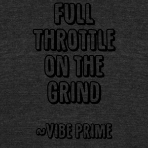 Vibe Prime Merch - Unisex Tri-Blend T-Shirt by American Apparel