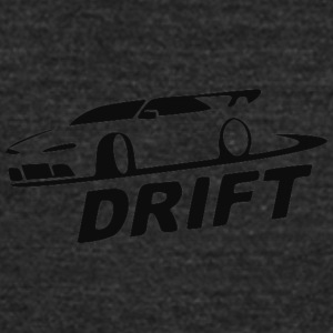 drift - Unisex Tri-Blend T-Shirt by American Apparel