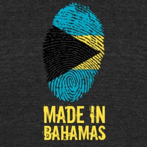 Made In Bahamas - Unisex Tri-Blend T-Shirt by American Apparel