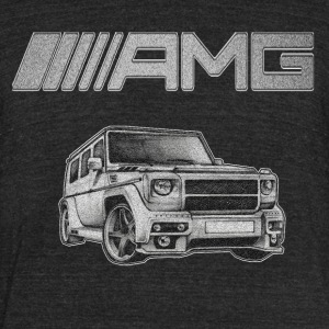 AMG - Unisex Tri-Blend T-Shirt by American Apparel