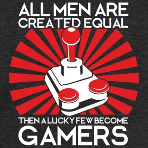 Gamer - Gamer - Unisex Tri-Blend T-Shirt by American Apparel