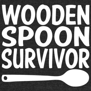 Wooden Spoon Wooden Spoon Survivor - Unisex Tri-Blend T-Shirt by American Apparel
