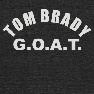 GOAT - Unisex Tri-Blend T-Shirt by American Apparel