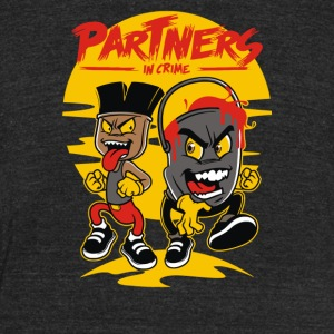 PARTNERS - Unisex Tri-Blend T-Shirt by American Apparel