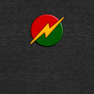 Rasta Reggae - Unisex Tri-Blend T-Shirt by American Apparel