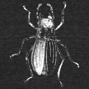 Beetle - Unisex Tri-Blend T-Shirt by American Apparel