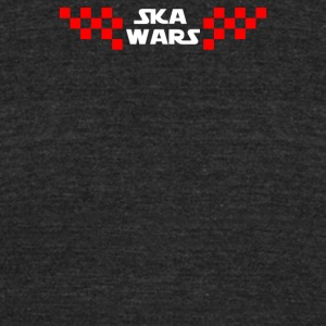 Ska Wars Spoof Ska - Unisex Tri-Blend T-Shirt by American Apparel