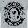 Bad Luck Society - Unisex Tri-Blend T-Shirt