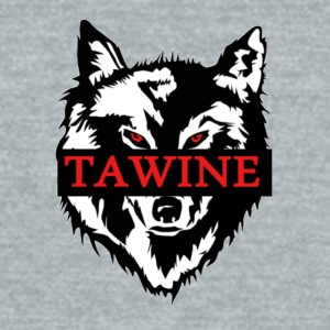 Tawine - Unisex Tri-Blend T-Shirt by American Apparel