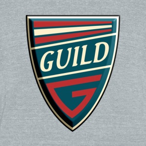 Vintage Guild - Unisex Tri-Blend T-Shirt by American Apparel