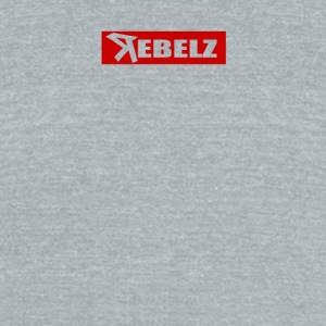 Rebelz Supreme - Unisex Tri-Blend T-Shirt by American Apparel