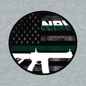 NBI Airsoft Team Apparel! - Unisex Tri-Blend T-Shirt by American Apparel