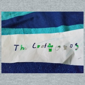 The Crafter's shirt - Unisex Tri-Blend T-Shirt by American Apparel