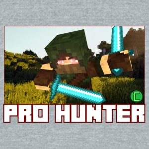 PRO HUNTER - Unisex Tri-Blend T-Shirt by American Apparel