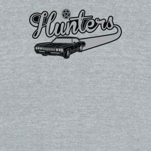 Car Hunters Dominic - Unisex Tri-Blend T-Shirt by American Apparel