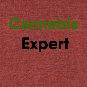 Cannabis Expert HerbQuality - Unisex Tri-Blend T-Shirt by American Apparel