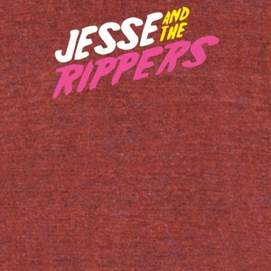 Jesse and the Rippers - Unisex Tri-Blend T-Shirt by American Apparel