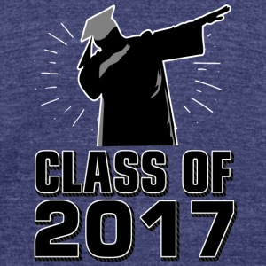 Class of 2017 - Unisex Tri-Blend T-Shirt by American Apparel