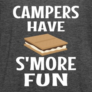 Campers Have Smore Fun - Women's Flowy Tank Top by Bella