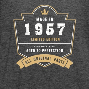 Made In 1957 Limited Edition All Original Parts - Women's Flowy Tank Top by Bella