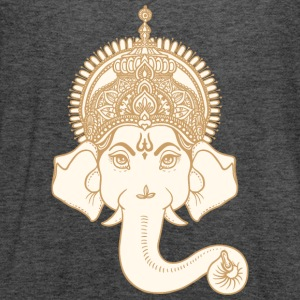Ganesha - Women's Flowy Tank Top by Bella