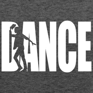DANCE Silhouette - Women's Flowy Tank Top by Bella