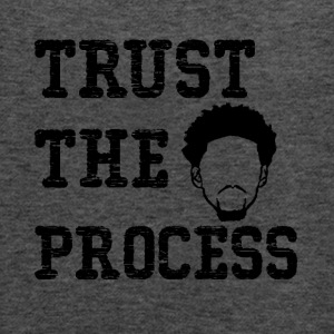 Trust The Process shirt - Women's Flowy Tank Top by Bella