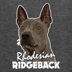 Rhodesian Ridgeback Shirt - Women's Flowy Tank Top by Bella