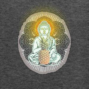 Pineapple Buddha - Women's Flowy Tank Top by Bella